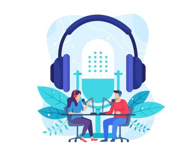 Illustration: podcast - AboMarque